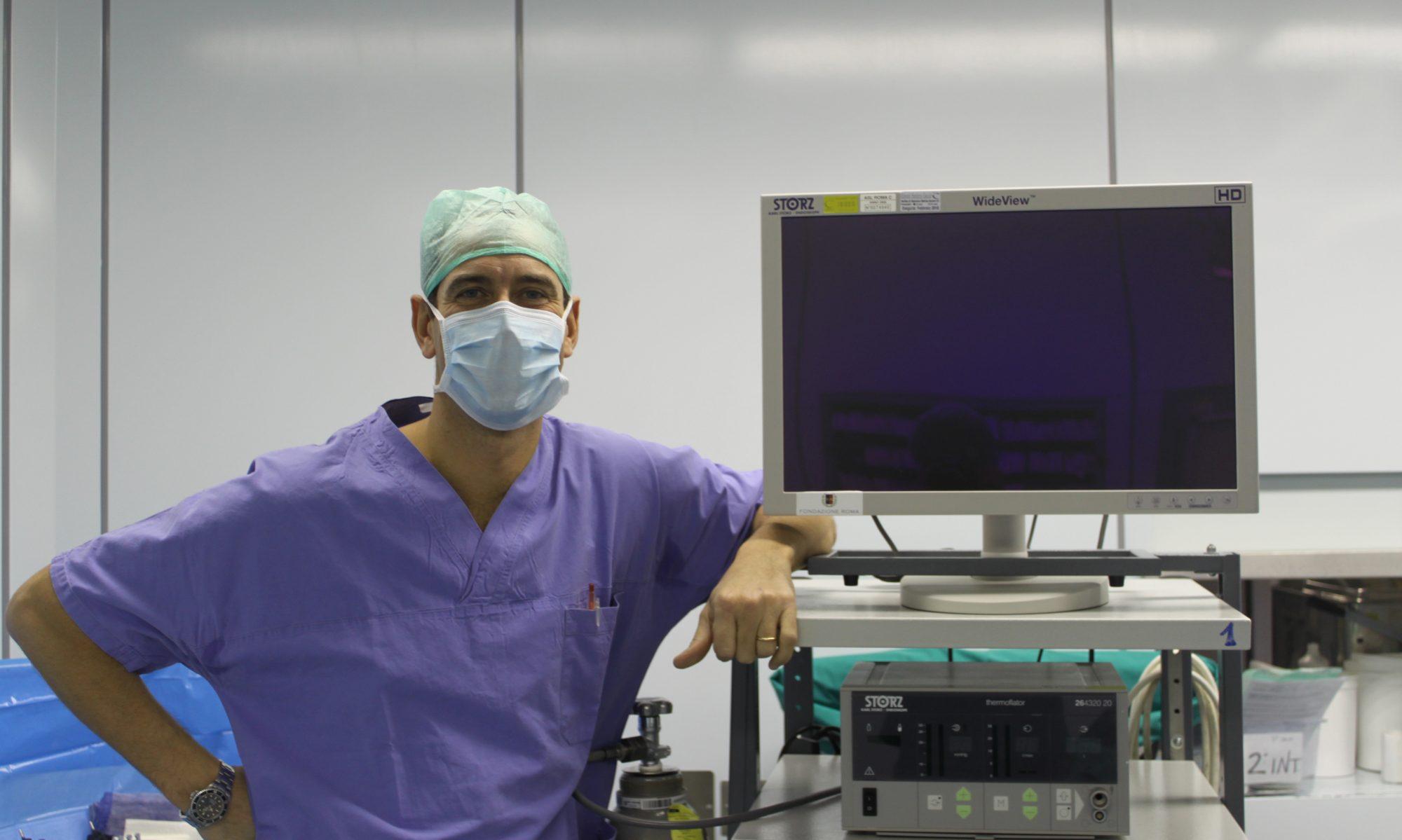 Dr. Edoardo Mercadante
